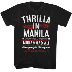 Image for Muhammad Ali T-Shirt - Thrilla