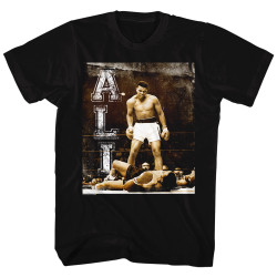 Image for Muhammad Ali T-Shirt - Holler