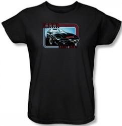 Image for Knight Rider KITT Woman's T-Shirt