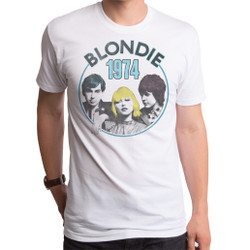 Image for Blondie 1974 T-Shirt