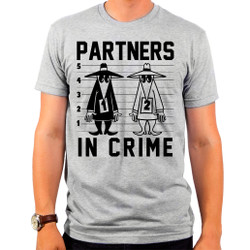 Image for Spy vs Spy Partners in Crime T-Shirt