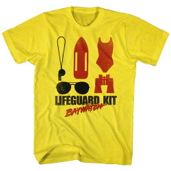 Image for Baywatch T-Shirt - Lifeguard Kit