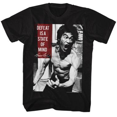 Image for Bruce Lee State of Mind T-Shirt