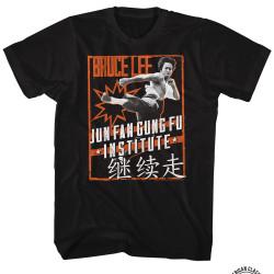 Image for Bruce Lee Pow Gung Fu T-Shirt