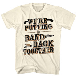 Image for The Blues Brothers T-Shirt - Putting the Band Back