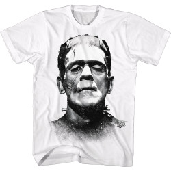 Image for Frankenstein T-Shirt - the Face