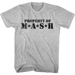 Image for Mash Heather T-Shirt - Property of MASH