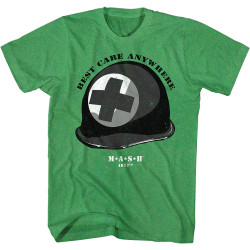 Image for Mash Heather T-Shirt - Kelly green