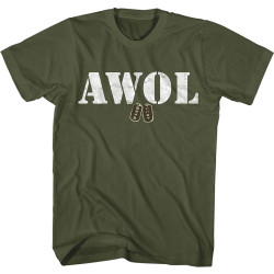 Image for Mash T-Shirt - AWOL Tags