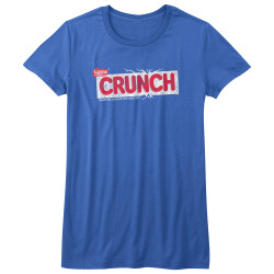 Image for Nestle Candy Girls T-Shirt - Crunch