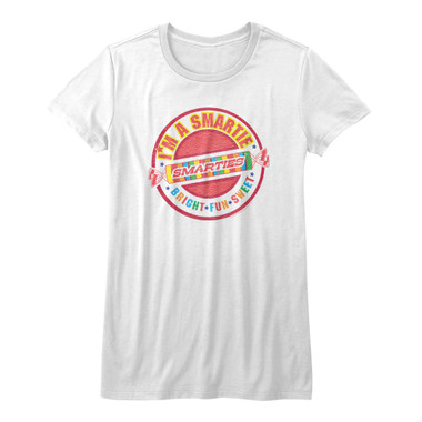 Image for Smarties Girls T-Shirt - I'm a Smartie