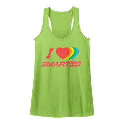 Image for Smarties Juniors Tank Top - Hearts