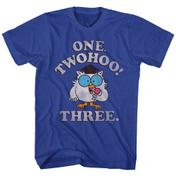 Image for Tootsie Roll T Shirt - Two-Hoo!