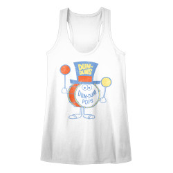 Image for Dum Dums Juniors Tank Top - Dum Dum Dum Dum Pops