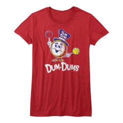 Image for Dum Dums Girls T-Shirt - Drum Man