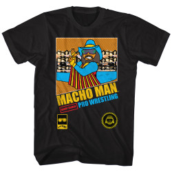 Image for Macho Man T-Shirt - Pro Wrestling