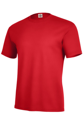 Image for Plain Red T-Shirt