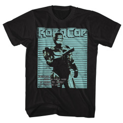 Image for Robocop T-Shirt - Objective