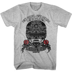 Image for Robocop Heather T-Shirt - Sugar Skull