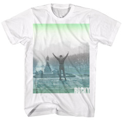 Image for Rocky T-Shirt - Fade