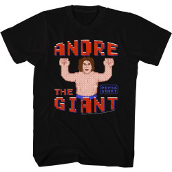 Image for Andre the Giant T-Shirt - Wreck it Andre