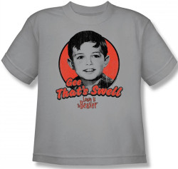 Image for Leave it to Beaver Gee That's Swell Youth T-Shirt