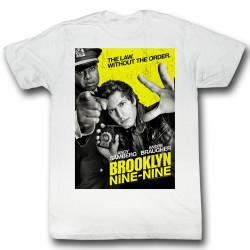 Image for Brooklyn Nine Nine T-Shirt - Poster