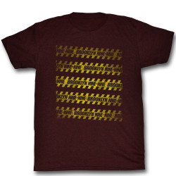 Image for Brooklyn Nine Nine Heather T-Shirt - Tape