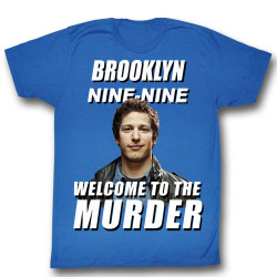 Image for Brooklyn Nine Nine T-Shirt - Murder