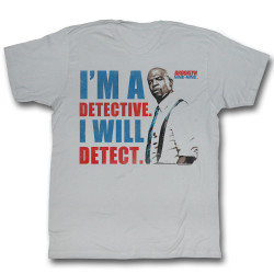 Image for Brooklyn Nine Nine T-Shirt - Detect
