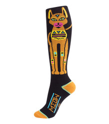 Image for Egyptian Cat Socks