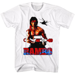 Image for Rambo T-Shirt - Water Logger