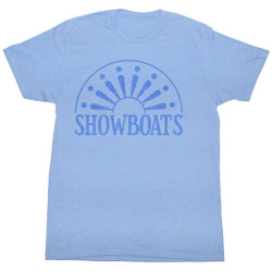 Image for U.S. Football League Heather T-Shirt - Showboats