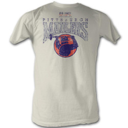 Image for U.S. Football League T-Shirt - Pittsburgh Maulers