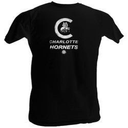 Image for World Football League T-Shirt - Charlotte Hornets