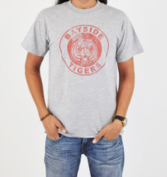 Image for Saved by the Bell Bayside Tigers T-Shirt