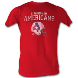 Image for World Football League T-Shirt - Americans Logo