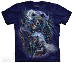 Image for The Mountain T-Shirt - Journey to the Dream Catcher