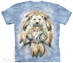 Image for The Mountain T-Shirt - Spirit Bear