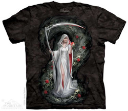 Image for The Mountain T-Shirt - Life Blood