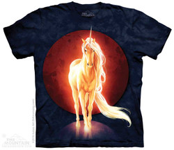 Image for The Mountain T-Shirt - Last Unicorn