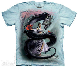 Image for The Mountain T-Shirt - Dragon Dancer