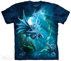Image for The Mountain T-Shirt - Sea Dragon