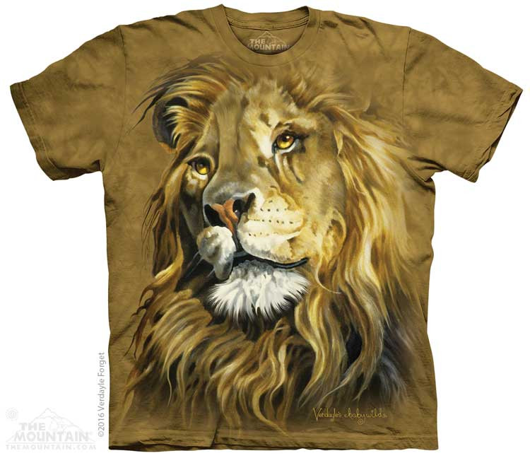 a9ebbfca07b6bc The Mountain T-Shirt - Lion King. Loading zoom