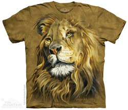 Image for The Mountain T-Shirt - Lion King