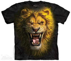 Image for The Mountain T-Shirt - Asian Lion