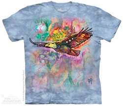 Image for The Mountain T-Shirt - Russo Eagle