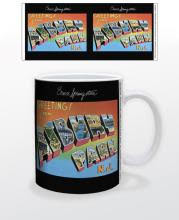 Image for Bruce Springsteen Greetings from Ashbury Park Coffee Mug