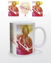 Image for Jimi Hendrix Portrait Coffee Mug