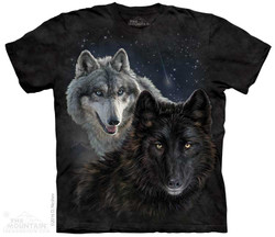 Image for The Mountain Youth T-Shirt - Star Wolves